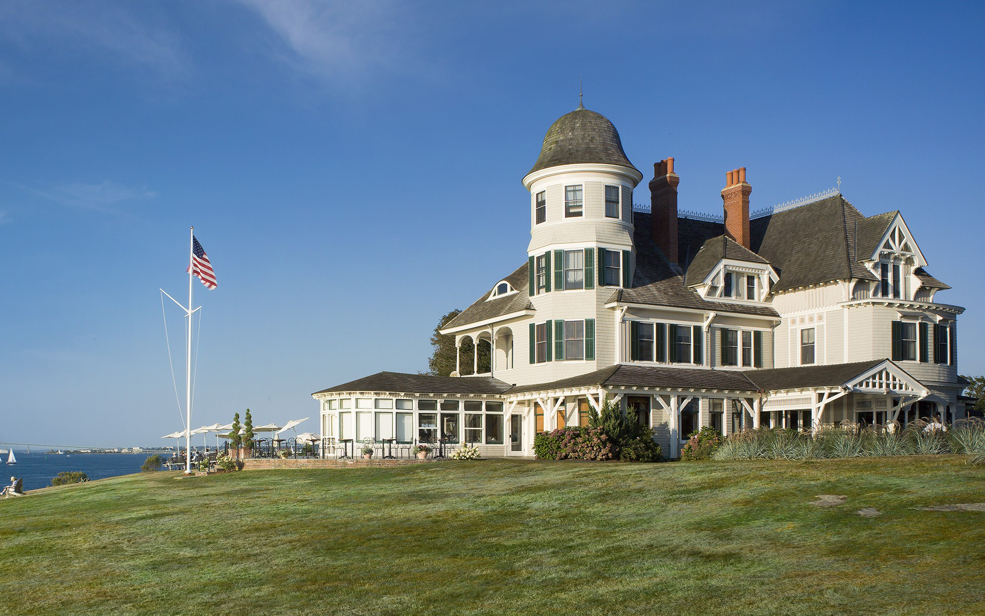 Castle Hill Newport