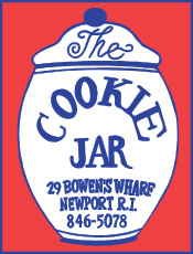 The Cookie Jar Newport Rhode Island Bowen's Wharf