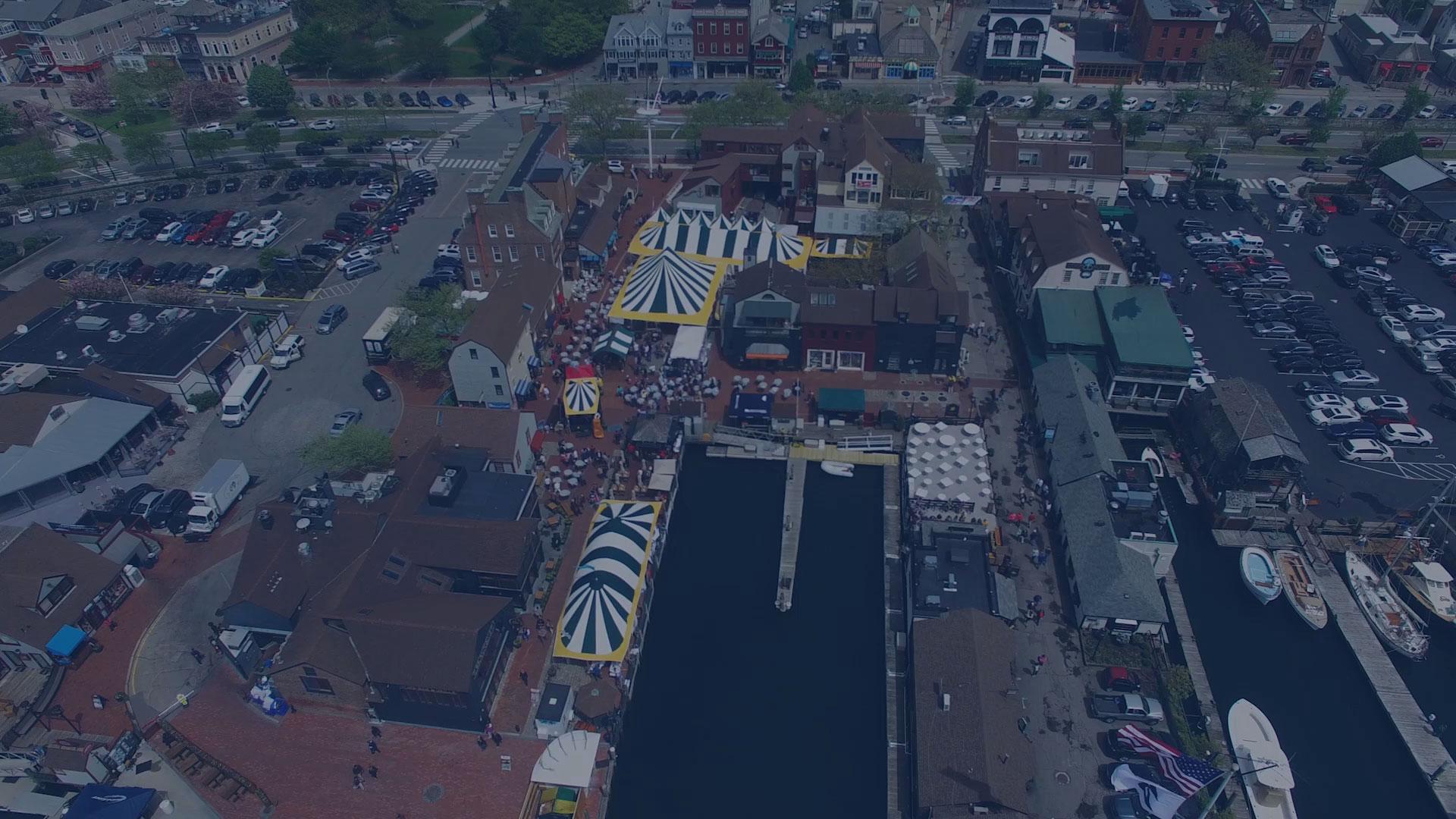 Bowens Wharf Oyster Festival
