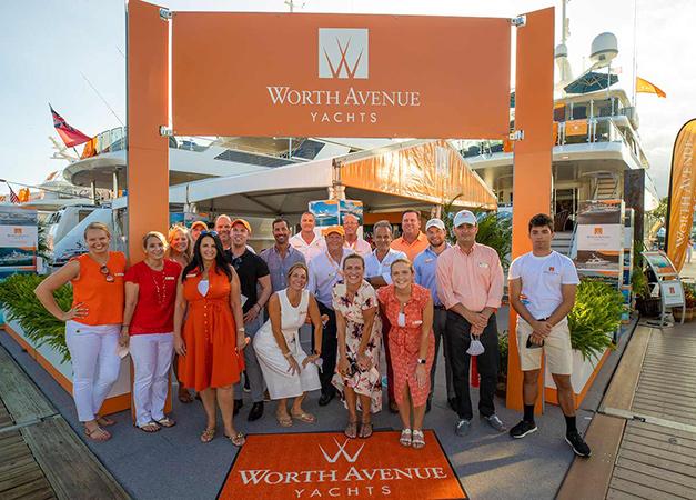Worth Avenue Yachts Team