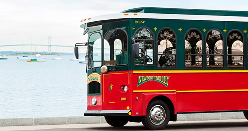 Viking Tours Bus