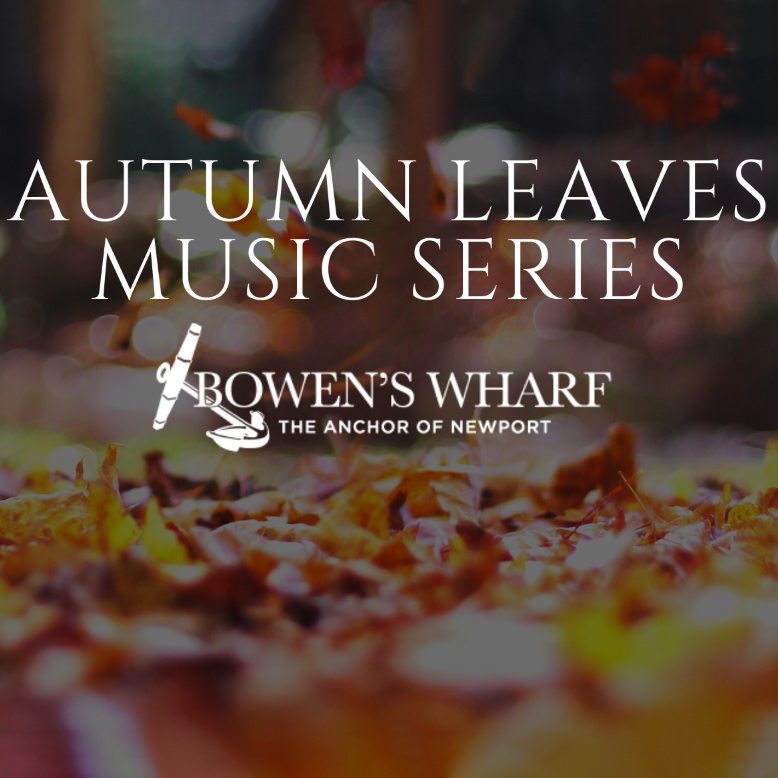 Autumn Leaves Music Festival Banner