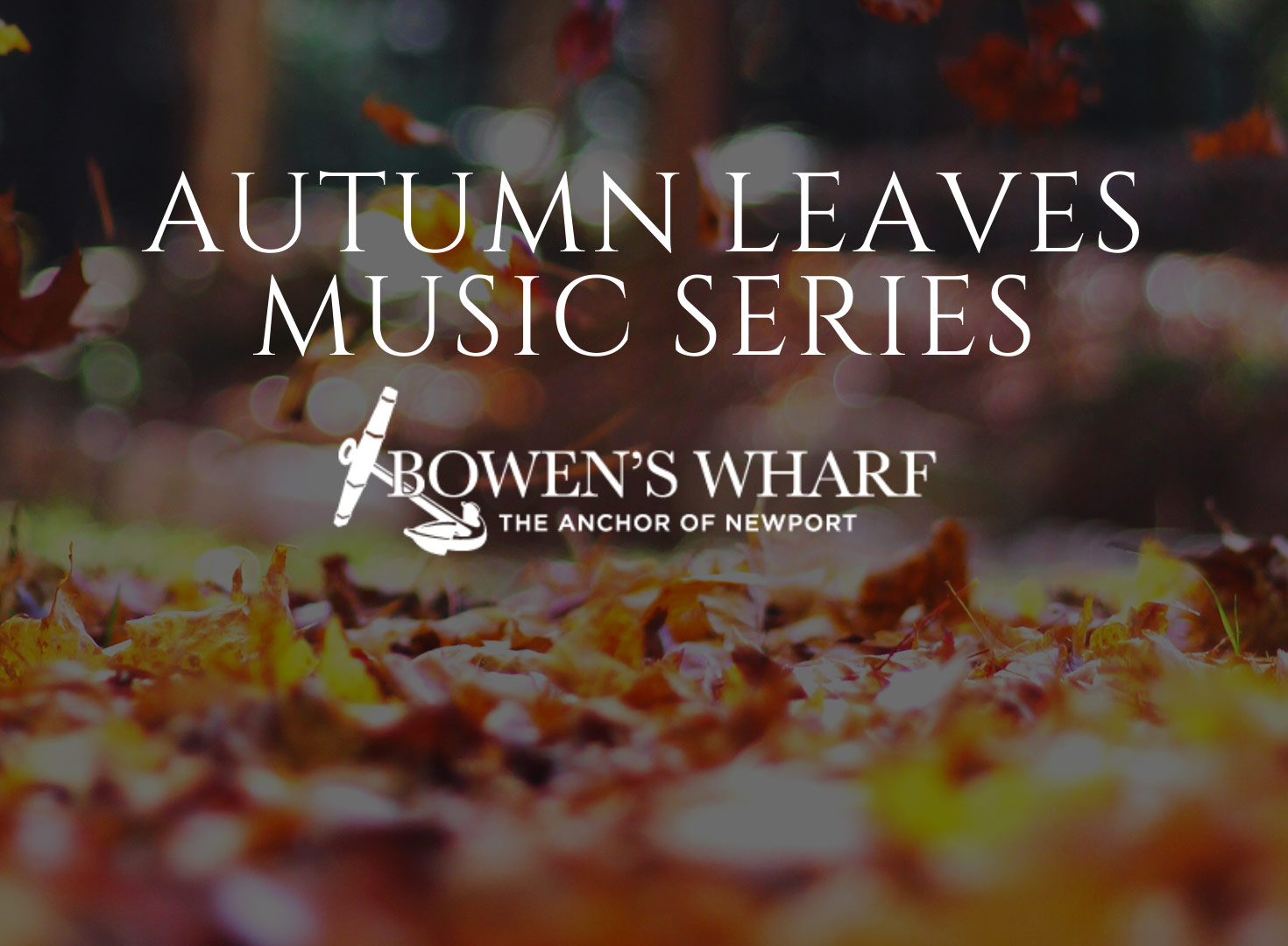 Autumn Leaves Music Series
