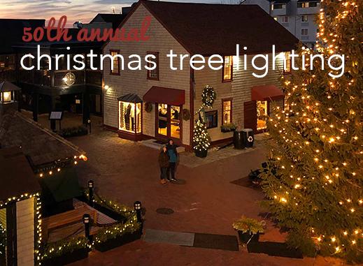 Christmas Tree Lighting Banner
