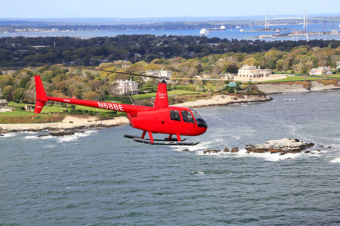 Newport Helicopter Tours