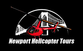 Newport Helicopter Tours Logo