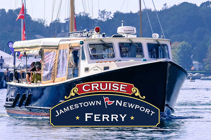 Jamestown Newport Ferry