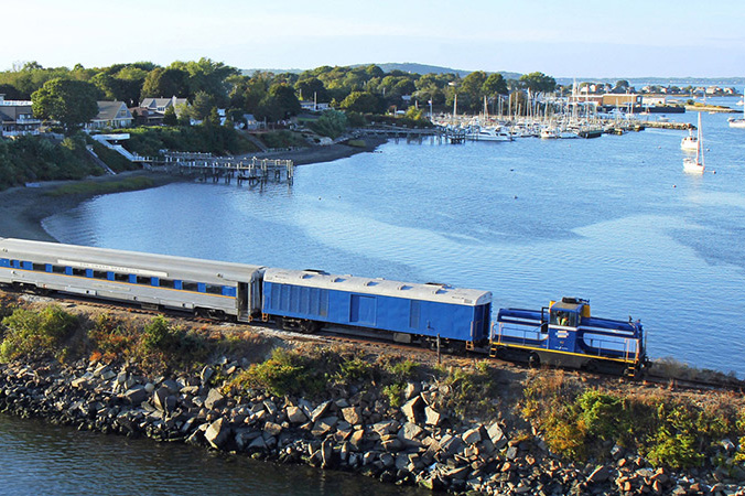 Newport and Narragansett Bay Railroad