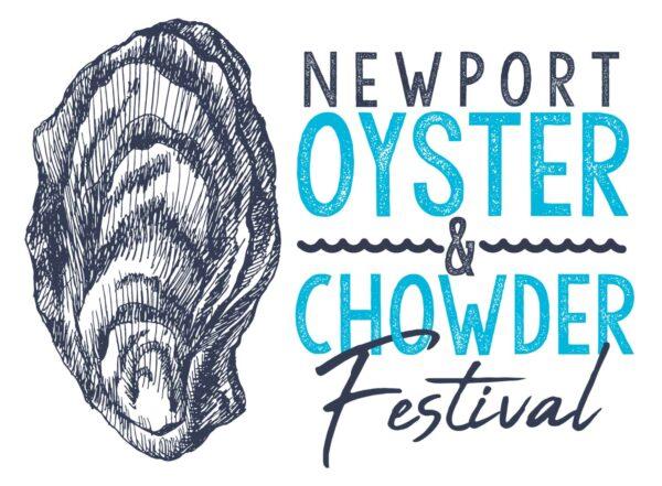 Bowens Wharf Oyster Festival Logo 2021